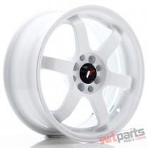 JR Wheels JR3 16x7 ET40 4x100/114 White - JR3167044073W