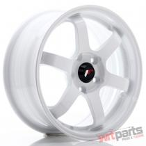 JR Wheels JR3 16x7 ET40 5x114,  3 White - JR316705H4073W
