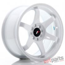 JR Wheels JR3 16x8 ET25 4x100/108 White JR3168042573W