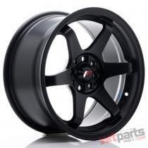 JR Wheels JR3 16x8 ET25 5x100/114,  3 Matt Black JR3168052573BF