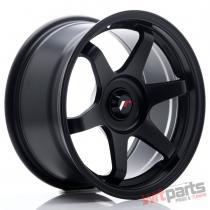 JR Wheels JR3 16x8 ET25 BLANK Matt Black JR31680XX2573BF