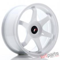 JR Wheels JR3 16x8 ET25 BLANK White - JR31680XX2573W