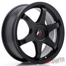 JR Wheels JR3 17x7 ET35-42 BLANK Matt Black JR31770XX3573BF