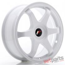 JR Wheels JR3 17x7 ET35-42 BLANK White - JR31770XX3573W