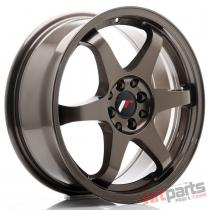 JR Wheels JR3 17x7 ET40 5x108/112 Bronze - JR31770MX4073BZ