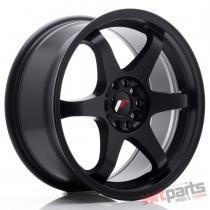 JR Wheels JR3 17x8 ET25 4x100/108 Matt Black - JR3178142573BF