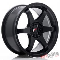 JR Wheels JR3 17x8 ET35 4x100/114 Matt Black - JR3178043573BF
