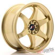 JR Wheels JR3 17x8 ET35 5x100/114 Gold - JR3178053573GD