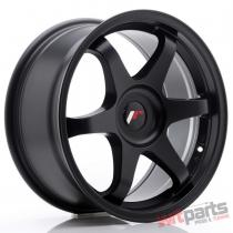 JR Wheels JR3 17x8 ET35 BLANK Matt Black JR31780XX3573BF