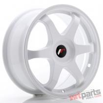 JR Wheels JR3 17x8 ET35 BLANK White JR31780XX3573W