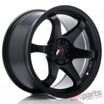JR Wheels JR3 17x9 ET25 4x108/114 Matt Black - JR3179242573BF