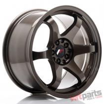 JR Wheels JR3 17x9 ET30 5x114,  3/120 Bronze JR31790MG3074BZ