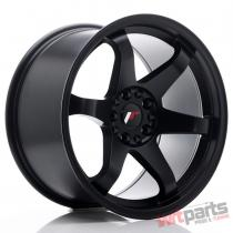 JR Wheels JR3 18x10 ET25 5x114,  3/120 Matt Black - JR31810MG2574BF