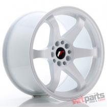 JR Wheels JR3 18x10 ET25 5x114,  3/120 White - JR31810MG2574W