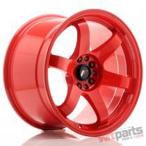 JR Wheels JR3 18x10,  5 ET15 5x114,  3/120 Red JR31805151574R