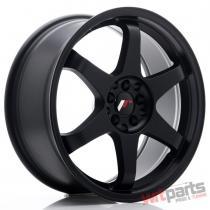 JR Wheels JR3 18x8 ET35 5x100/120 Matt Black - JR31880MZ3574BF