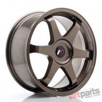 JR Wheels JR3 18x8 ET35-45 BLANK Bronze - JR31880XX3574BZ