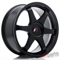 JR Wheels JR3 18x8 ET35-45 BLANK Matt Black - JR31880XX3574BF