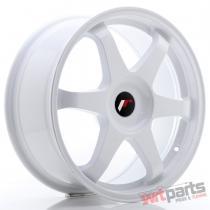 JR Wheels JR3 18x8 ET35-45 BLANK White - JR31880XX3574W