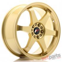 JR Wheels JR3 18x8 ET40 5x112/114 Gold - JR31880ML4074GD