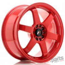 JR Wheels JR3 18x8,  5 ET15 5x114,  3/120 Red - JR31885153074R
