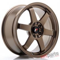 JR Wheels JR3 18x8,  5 ET30 5x114,  3/120 Dark Anodized Bronze - JR31885MG3074DABZ