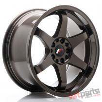 JR Wheels JR3 18x9 ET15 5x114/120 Bronze - JR3189151574BZ