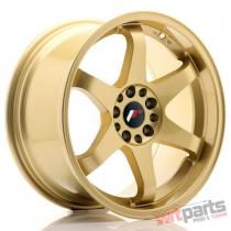 JR Wheels JR3 18x9 ET15 5x114/120 Gold - JR3189151574GD