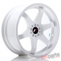 JR Wheels JR3 18x9 ET35 5x114/120 White - JR31890MG3574W