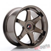 JR Wheels JR3 18x9 ET35-40 BLANK Bronze - JR31890XX3574BZ