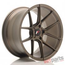 JR Wheels JR30 19x11 ET15-40 5H BLANK Matt Bronze - JR3019115X1574MBZ