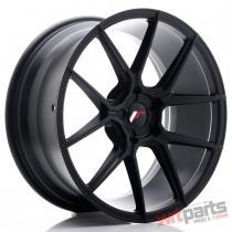JR Wheels JR30 19x8,  5 ET20-42 5H BLANK Matt Black - JR3019855X2074BF