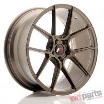 JR Wheels JR30 19x8,  5 ET40 5x112 Matt Bronze JR3019855L4066MBZ
