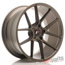 JR Wheels JR30 20x10 ET20-40 5H BLANK Matt Bronze JR3020105X2074MBZ