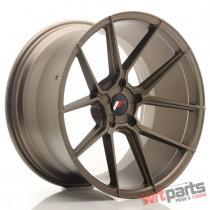JR Wheels JR30 20x11 ET20-30 5H BLANK Matt Bronze JR3020115X2074MBZ