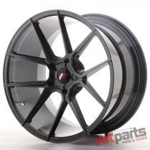 JR Wheels JR30 20x11 ET30-50 5H BLANK Hyper Black - JR302011F25X3074HB