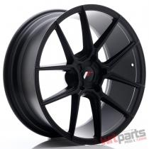 JR Wheels JR30 20x8,  5 ET20-42 5H BLANK Matt Black JR3020855X2074BF