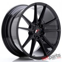 JR Wheels JR21 18x8,  5 ET40 5x112/114 Glossy Black JR211885ML4074GB