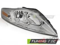 HEADLIGHTS CHROME RIGHT SIDE TYC fits FORD MONDEO 07-10 FFO02R