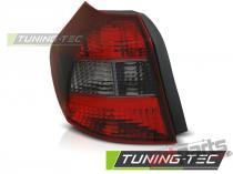 TAIL LIGHT RED SMOKE LEFT SIDE TYC fits BMW E87/E81 04-07 RBM01L