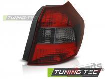 TAIL LIGHT RED SMOKE RIGHT SIDE TYC fits BMW E87/E81 04-07 RBM01R