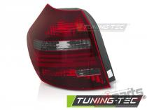 TAIL LIGHT RED SMOKE LEFT SIDE TYC fits BMW E87/E81 LCI 07-1 RBM02L