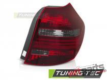 TAIL LIGHT RED SMOKE RIGH SIDE TYC fits BMW E87/E81 LCI 07-1 RBM02R