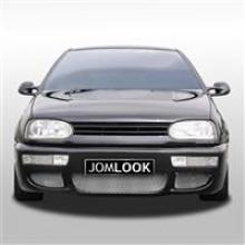 Front bumper in racing design suitable for VW Golf 3 - 1H6807103JRS