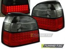 VW GOLF 3 09.91-08.97 RED SMOKE LED LDVW36