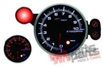 DEPO PK series gauge 95mm Rev counter 10000 DP-ZE-050