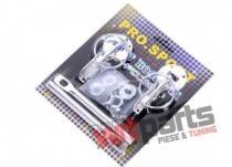 Bonnet shackle PRO Silver PP-ZM-006