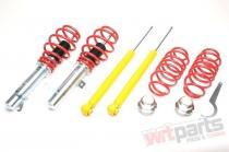 Kit suspensie sport reglabila pentru Ford Fiesta V,  Mazda 2  EVOGWFO06