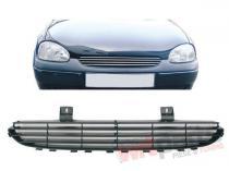 Debadged radiator grille Opel Corsa B 6320028OE