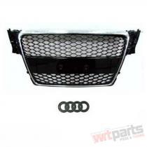 Debadged radiator grille Audi A4 8K0853653MOE